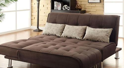 好看又实用的沙发床实乃小户型必备,选购方法和品牌推荐不能少