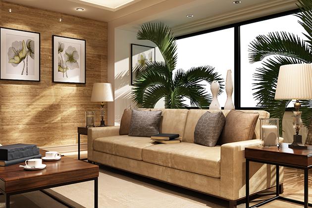 客厅沙发要实用也要漂亮,从材质到选购注意事项看完你就懂了