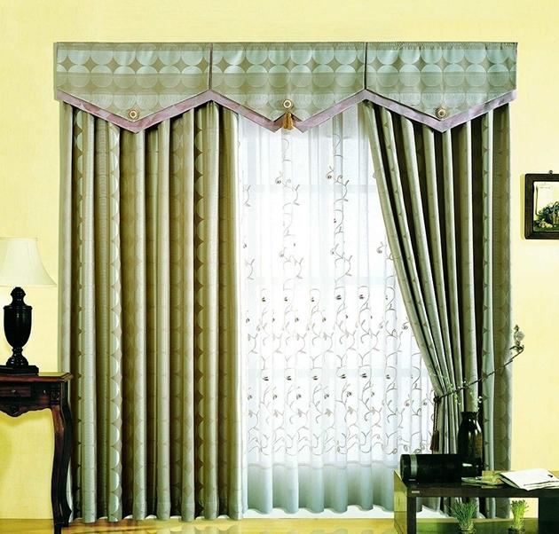 窗帘怎样搭配选购才更有新意?原来讲究这么多不了解真是可惜