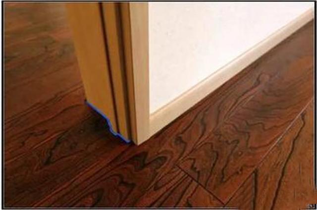 到底是先装地板还是先装门 还是老师傅说得有道理