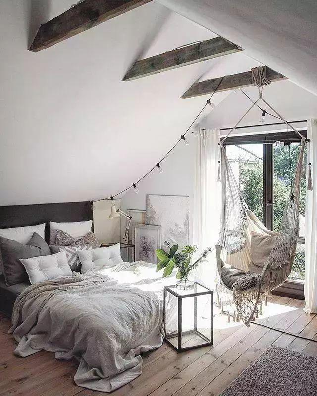 阁楼装修难驾驭?怎样让阁楼也与你享有同样优雅的生活?