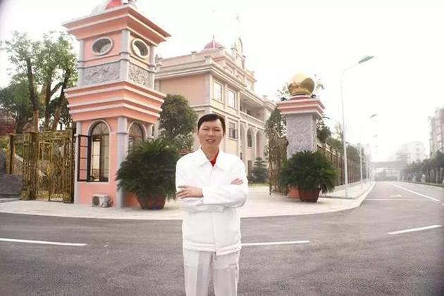 万家丽集团董事长黄志明:富家湾养育了我 ,我成就了富家湾