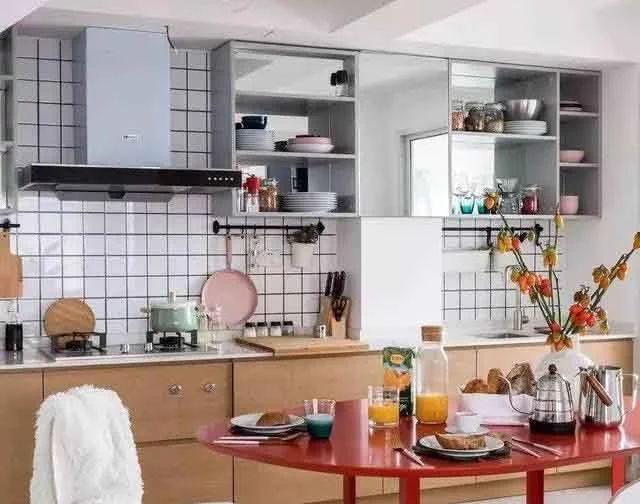 家庭煮妇必看,厨房收纳十大妙招