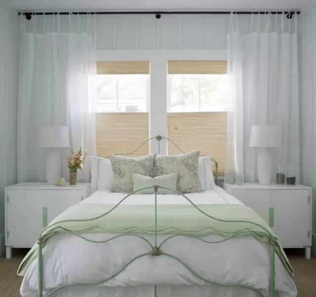 怎样让窗帘做好家居装饰的绿叶