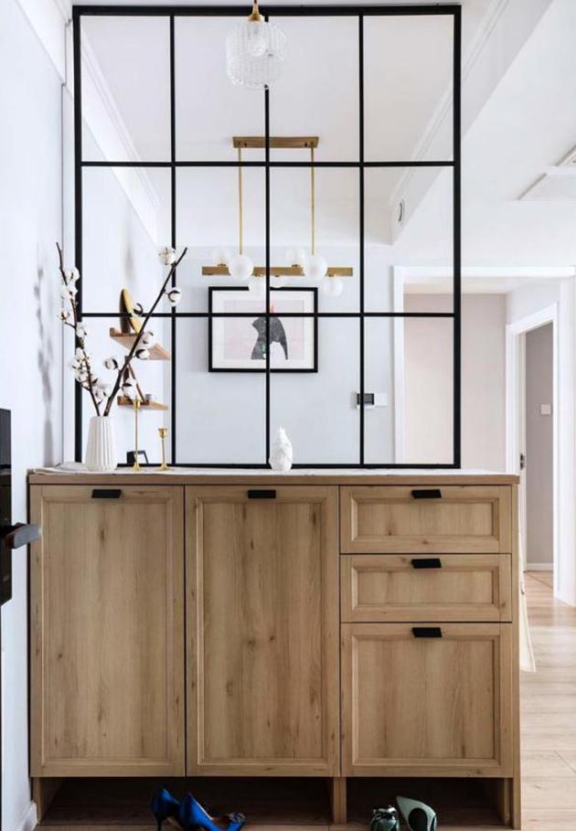 入户玄关是家装的脸面,这些经典设计案例看到的人一定会收藏