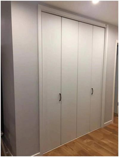 定制衣柜与墙体有缝隙,该怎么处理