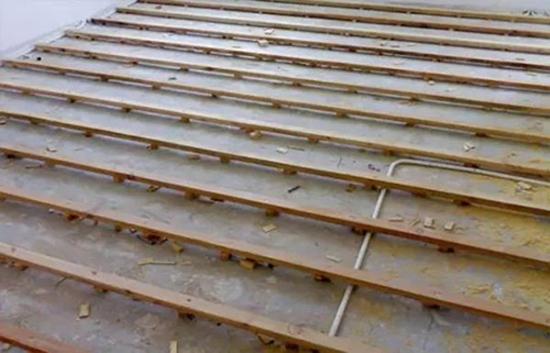 装修地板也要做龙骨吗?地龙骨是什么?