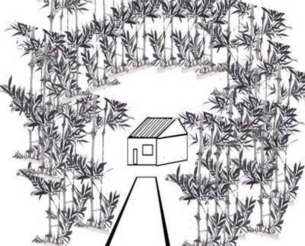 9,竹林错围屋场