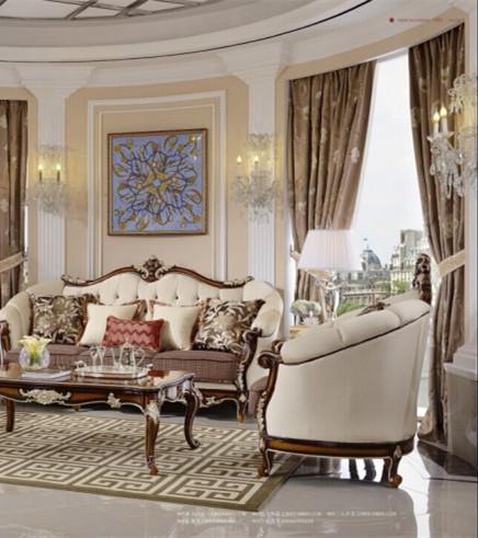 主人翁名家居法慕奢品客厅系列