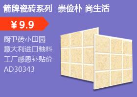箭牌卫浴 22周年庆 地砖客厅瓷砖工厂感恩回馈