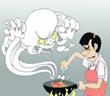 解决开放式厨房油烟问题