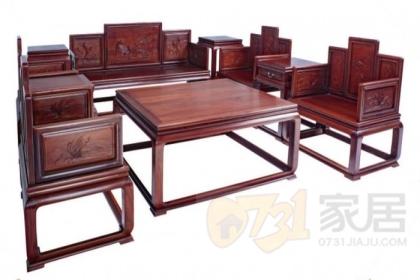 今天的红木家具你说买不起 将来也许你想买也买不到了